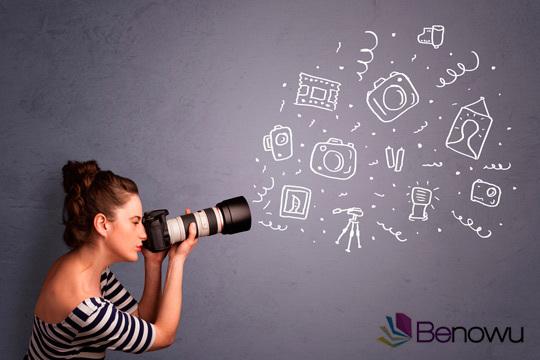Aprende a sacarle partido a tu cámara profesional con el curso online de fotografía de Benowu ¡Picado, contrapicado... conoce todos los ángulos de encuadre y dispara como un experto!