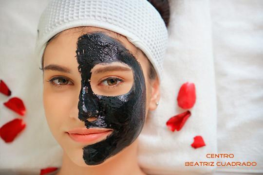 Trat. facial con carbón activado de coco ¡Purifica y sanea tu cutis!