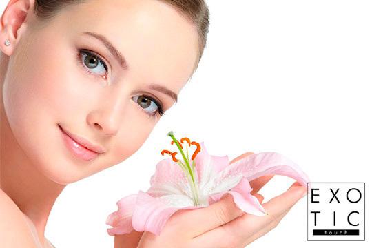 Combate los efectos de la edad con un completo tratamiento facial con oxigenoterapia, microdermoabrasión, radiofrecuencia y hasta masaje Siatshu ¡Tu eliges!