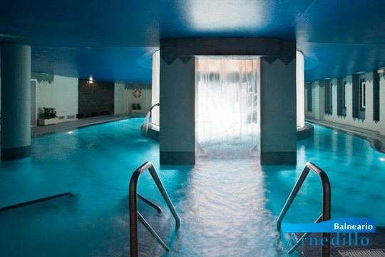 Disfruta de 1 o 2 noches en el Hotel Spa Balneario Arnedillo ¡Con pensión completa y libre acceso al Spa Terma Europa!