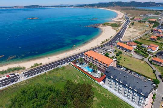 ¡Descubre esta maravillosa zona de Galicia en octubre! Estancia de 7 noches con desayunos en Sanxenxo