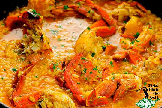 Menú de 6 platos con carne y pescado en Zuia Club de Golf ¡Altube!