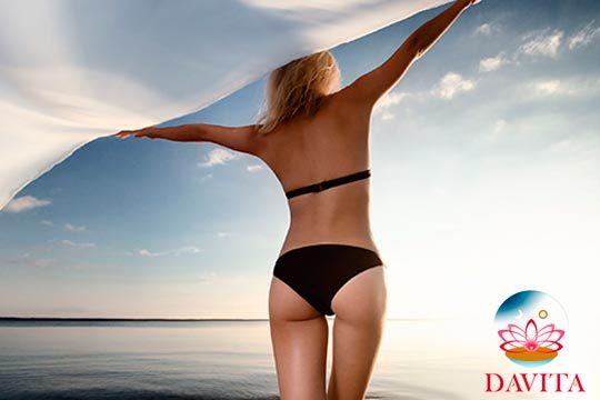 ¡Reduce los centímetros que te sobran antes del verano! En DaVita disponen de 1 o 5 sesiones de masajes reductores + presoterapia médica