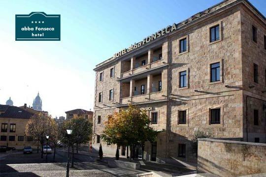 ¡1 o 2 noches en Salamanca! Alojamiento con desayuno, acceso al Spa y parking en un magnífico hotel de 4 estrellas