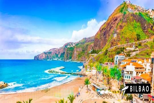 Verano en Madeira con vuelo de Bilbao + 7 noches ¡En un 4* y TI!
