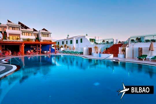 ¡Pasa un verano de lujo en el Hotel Los Fiscos de Lanzarote! Salida desde Bilbao y estancia de 7 noches en Todo Incluido