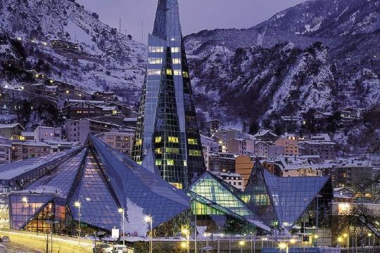 Disfruta de Andorra este verano y relájate durante 4 noches en apartamentos para 2 o 4 personas ¡En julio!