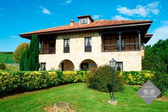 Disfruta de una escapada diferente a Santillana del Mar con 1, 2 o 3 noches con desayunos en el Hotel Siglo XVIII ¡Enamórate de Cantabria!