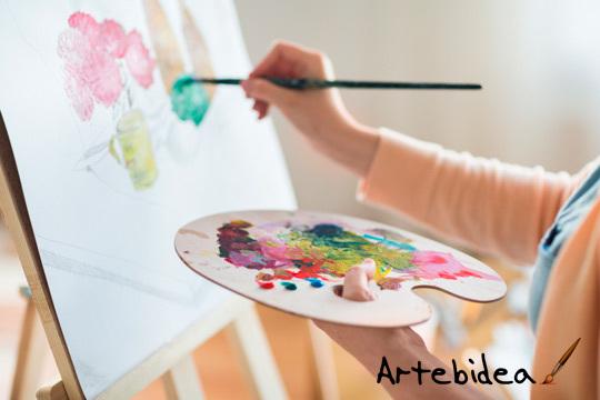 Saca el artista que llevas dentro gracias a estas clases de dibujo y pintura en la Academia de Pintura Artebidea ¡Incluye todo el material necesario y los mejores profesionales!