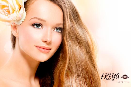 ¡Luce una piel sin imperfecciones en Freya Estetika! Limpieza facial con mascarilla lifting, manicura y opción a ampollla y maquillaje de fiesta