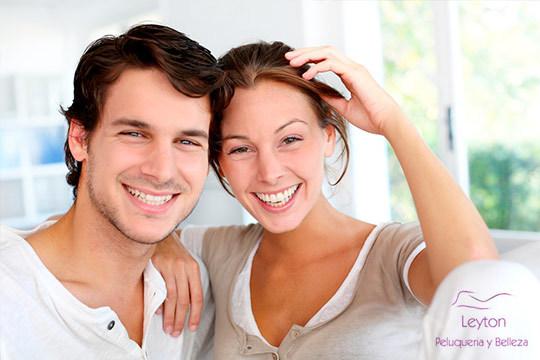 Higiene facial profunda para él o para ella en Leyton + arreglo de cejas ¡Perfecto para regalar o acudir en pareja!