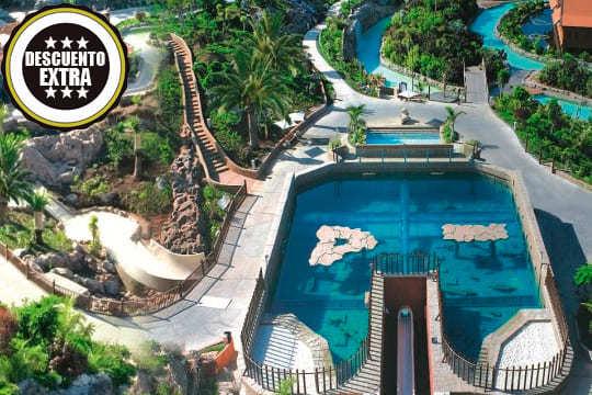 Disfruta en familia del parque acuático Siam Park ¡Las mejores atracciones de agua para grandes y pequeños en Tenerife!