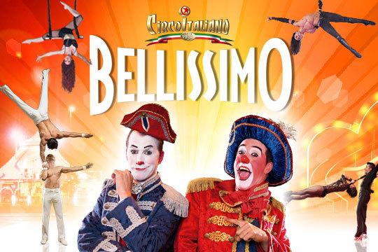 Nuevo espectáculo de Il Circo Italiano en Vitoria-Gasteiz ¡Una obra cautivadora con 32 jóvenes encima del escenario!