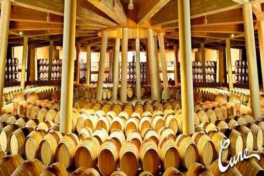 Visita a Bodega Viña Real con cata + botella ¡a 5 minutos de Logroño!