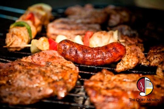 Exquisito menú de parrillada de carne ¡En San Fermin!