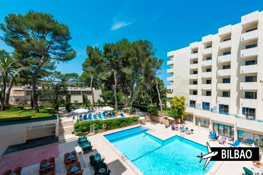 Sal de la rutina este verano y viaja a Mallorca: Vuelo directo desde Bilbao y 7 noches de alojamiento ¡En un hotel de 4 estrellas!
