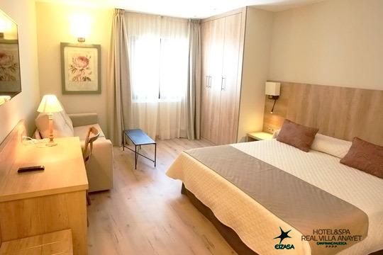 Disfruta de una escapada con encanto al Pirineo Aragonés con 1 o 2 noches con desayuno incluido, circuito Spa y cava en el precioso hotel Real Villa Anayet ¡De 4 estrellas!