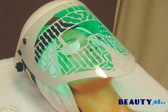 Tratamiento facial con cromoterapia ¡Rejuvenecimiento facial con estimulación de los fibroblastos y producción de colágeno!