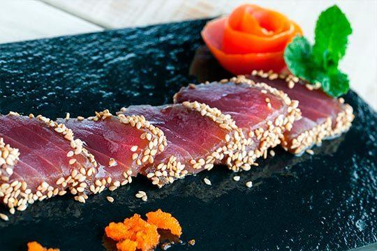 Nuevo menú japonés de 6 o 7 platos en Weitao (Gros) ¡Delicioso!
