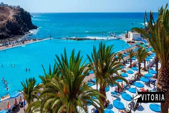 ¡Vacaciones en Tenerife Sur! En otoño vuela desde Vitoria y 7  noches en TI