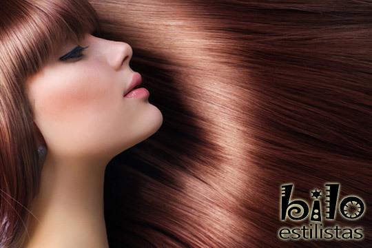 Consigue un pelo más liso, brillante y cuidado con el alisado brasileño que te trae Peluquería y Estética Bilo ¡Los mejores profesionales al cuidado de tu cabello!