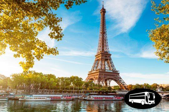 ¡Aprovecha la semana de Pascua! Circuito París Romántico con salida desde País Vasco, Logroño y Pamplona