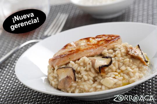 Menú 6 platos: ibéricos, gambones y mucho más ¡En Rte. Zorroaga!
