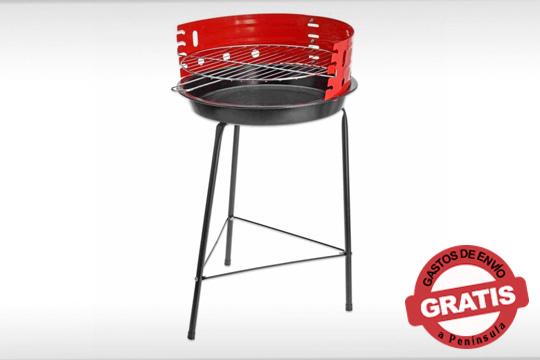 Barbacoa con patas para exterior BBQ Classics ¡Ideal para preparar exquisitas comidas al aire libre!