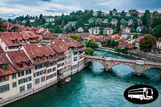 ¡Visita los encantos de Suiza con un completo circuito! 3 noches de hotel, visitas y salida desde Burgos, Miranda o Zaragoza