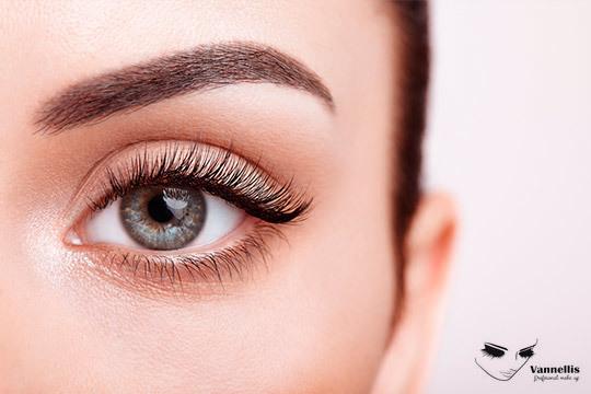 ¡Rostro perfecto en Vannellis Professional Make Up! Lifting y tinte de pestañas con tratamiento de Keratina