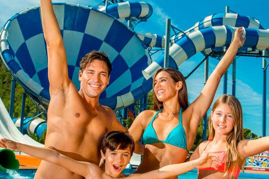 Disfruta de un día cargado de emociones en Aqualandia Benidorm ¡Entradas de niño, adulto y senior para disfrutar en familia!