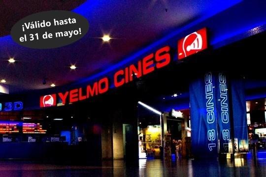 Entrada de cine por 5€ para cualquier día y sesión ¡Elige entre varias localizaciones y a disfrutar de la magia de la gran pantalla!