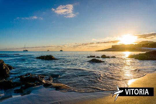 Disfruta de vacaciones en la isla de Mallorca: Vuelo desde Vitoria y 7 noches de alojamiento en un confortable estudio ¡Te enamorarás!