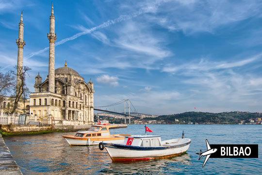 ¡Descubre las maravillas de Turquía en un viaje único! Vuelo desde Bilbao + 7 noches en media pensión + excursiones