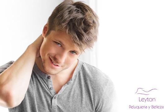 Elige entre 1 o 3 sesiones de peluquería masculina con lavado + corte a tijera o a máquina en Leyton ¡Tienes 6 meses para consumir tu cupón!