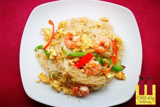 Menú asiático de 5 o 9 platos en Oriental II (Centro)