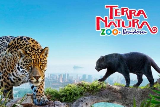 ¡Disfruta de un día con animales en Benidorm! Entrada para Terra Natura, parque de animales con barreras invisibles a los ojos del ser humano