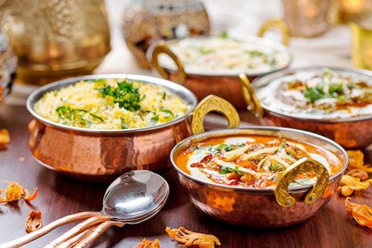 Prueba la cocina hindú en Vitoria ¡Menú de 5 platos y postre!
