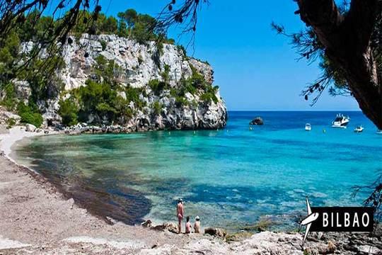 Ofertón: Vuelo a Menorca desde Bilbao + 7 noches en estudio