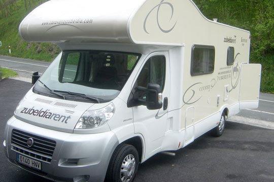 Escápate 3, 5 o 7 días con una autocaravana de hasta 7 plazas en Zubeldia Rent ¡Aventura sobre ruedas!