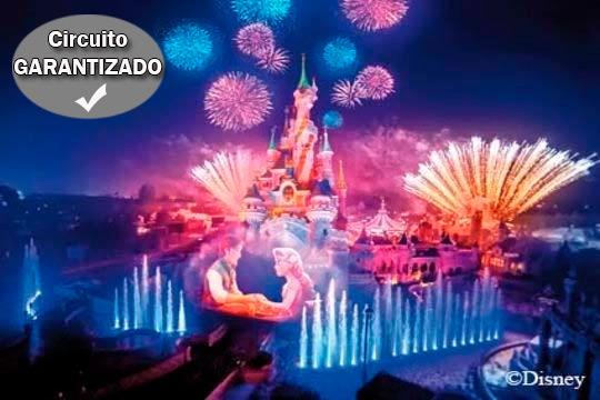 Vive una Semana Santa inolvidable descubriendo París y Disneyland© ¡Salida del autobús desde País Vasco y Pamplona!