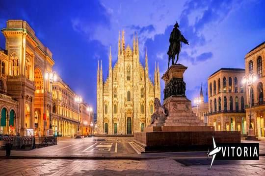 ¡Septiembre en Milán! Vuelo de Vitoria + 3 noches de alojamiento