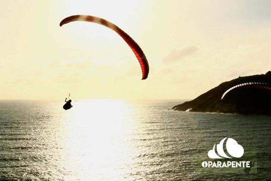 Vuelo de iniciación al Parapente desde la playa de Barinatxe (Sopela) con Iparapente ¡Paisajes impresionantes a vista de pájaro!