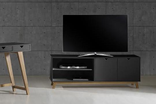 Muebles Colectivia Mueble De Tv Estilo Nordico En Color Blanco O
