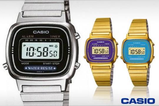 50af8c8f0778 Products - Reloj Casio original plateado o dorado ¡Diferentes ...