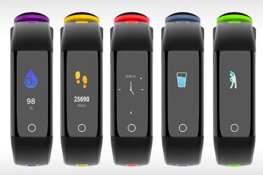 Esta Bluetooth Deportiva ActividadPulsómetroMedidor Presión Pulsera 400 Smartek Y Con Salud Cuida Monitor Hrb Arterial Tu De dxBerCo