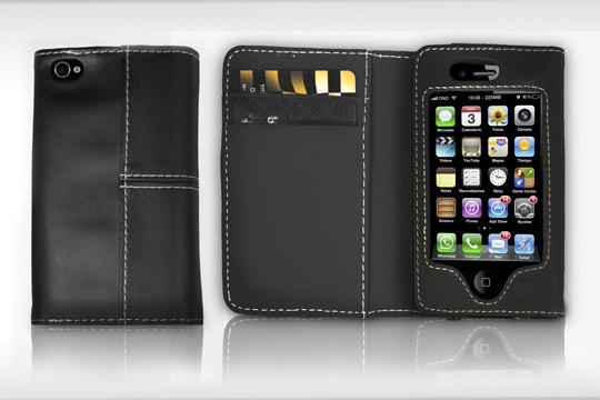 707b6d178d8 Productos Colectivia - Funda con tarjetero para iPhone 4 en color ...