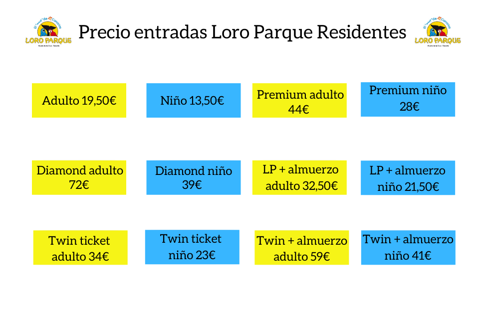 precio-entradas-loro-parque-residentes