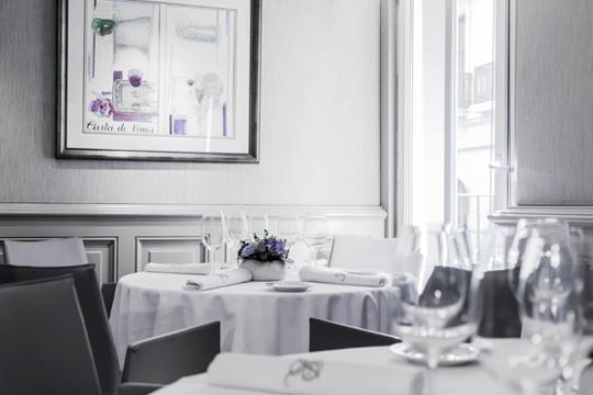 Restaurante Europa Pamplona precio medio